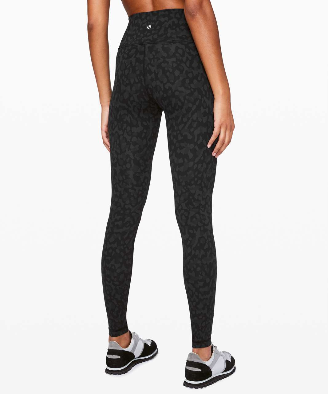 """Lululemon Wunder Under High-Rise Tight 28"""" *Full-On Luxtreme - Formation Camo Deep Coal Multi"""