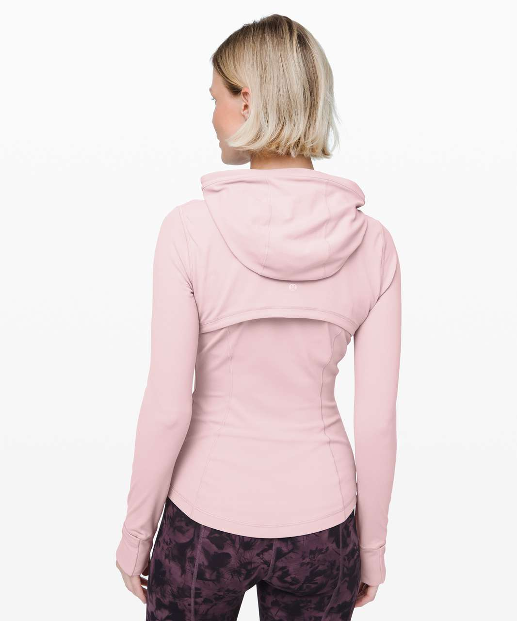 Lululemon Hooded Define Jacket *Nulu - Smoky Blush