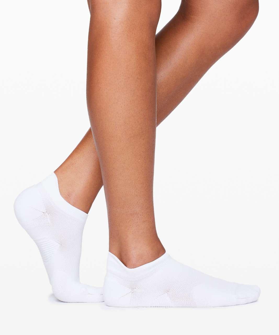 Lululemon Speed Sock - White