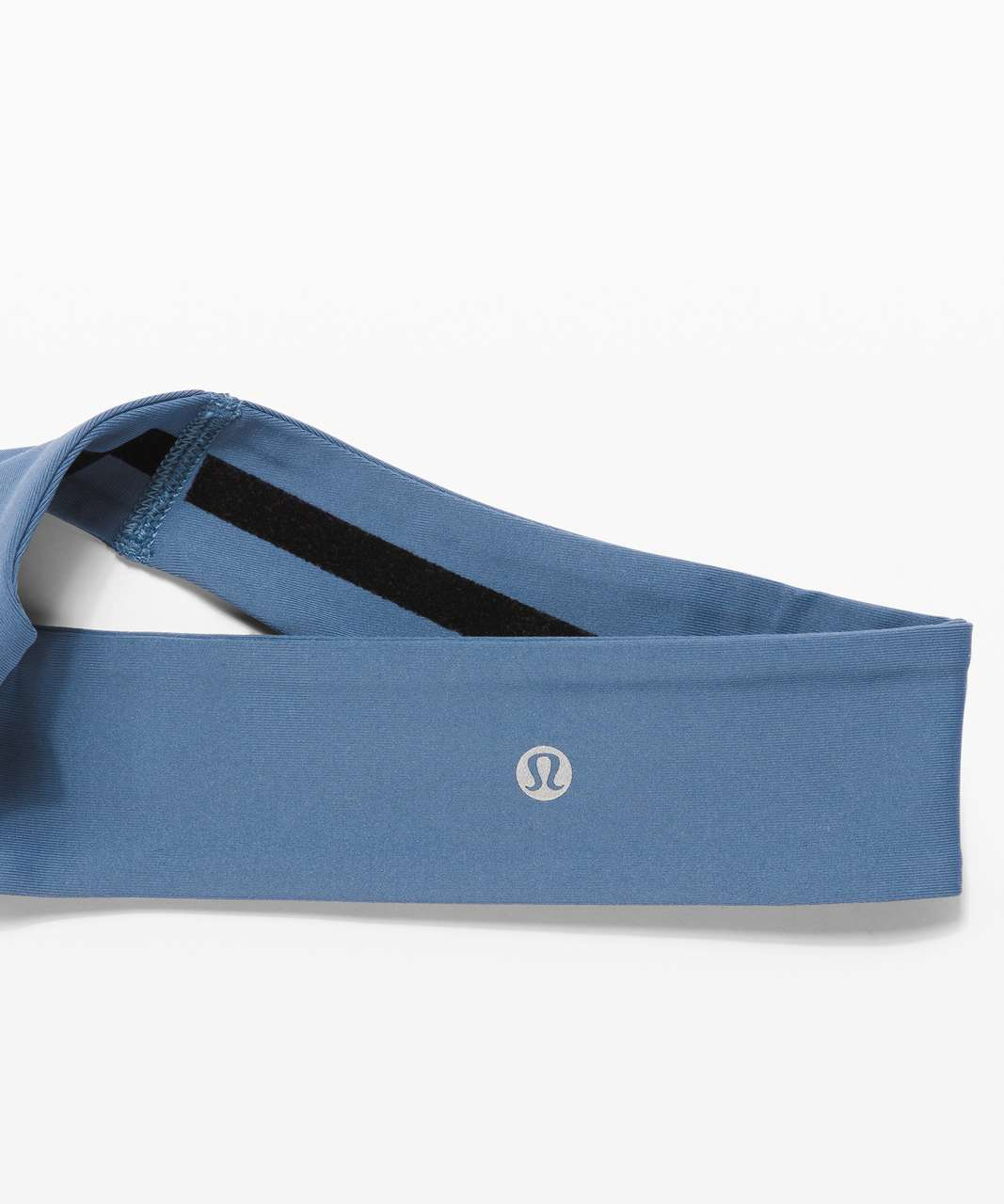 Lululemon Fly Away Tamer Headband II - Code Blue