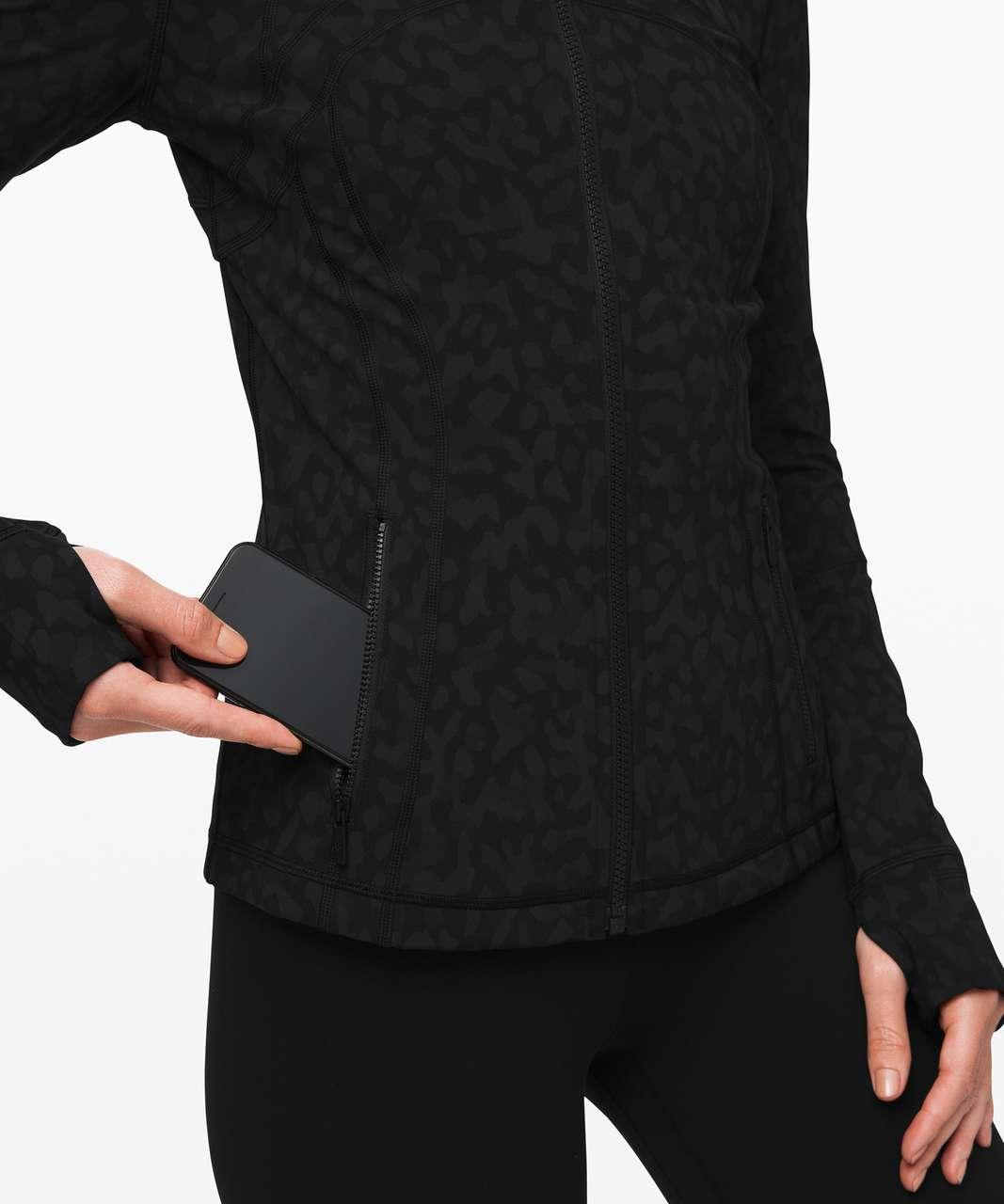 Lululemon Define Jacket *Luxtreme - Formation Camo Deep Coal Multi