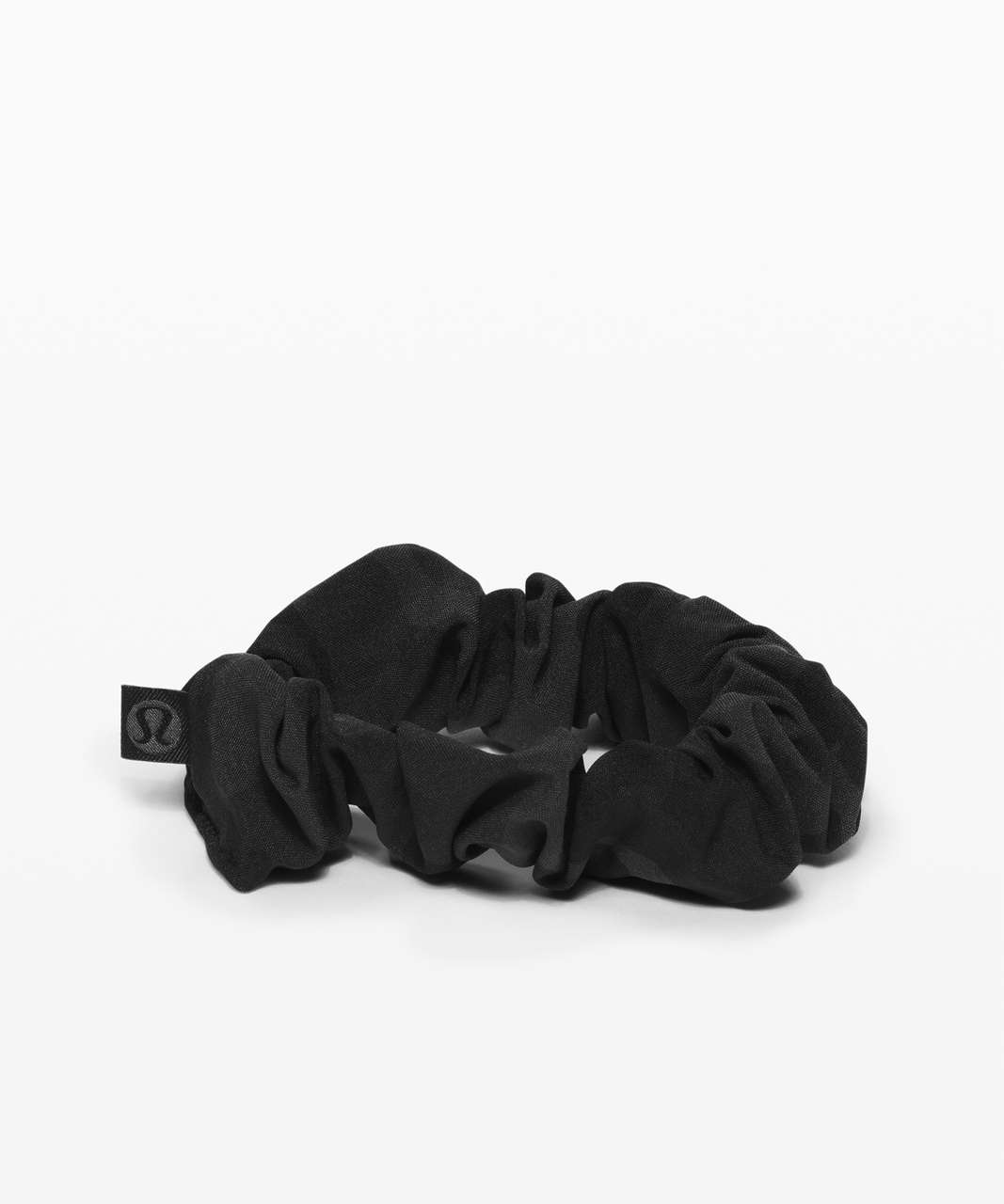 Lululemon Uplifting Scrunchie - Incognito Camo Multi Grey