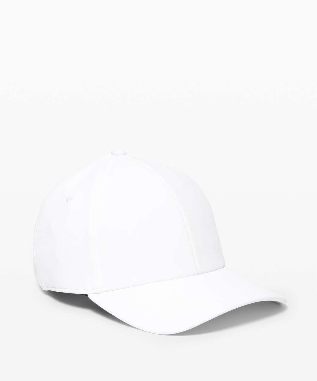 Lululemon Baller Hat - White (Third Release)
