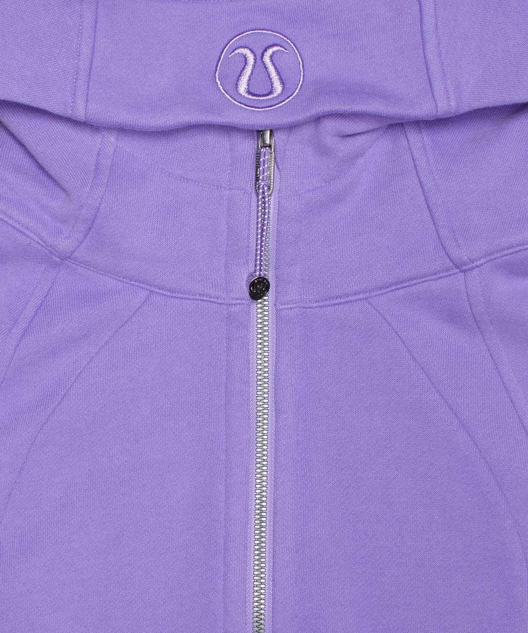 Lululemon Scuba Hoodie *Light Cotton Fleece - Mystic Iris