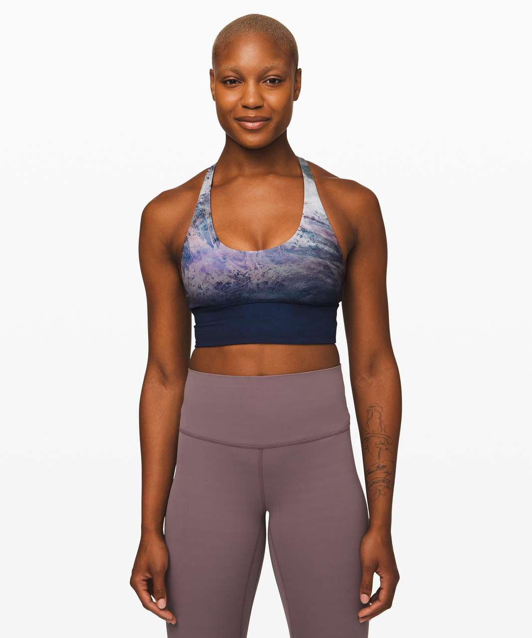 Lululemon Free To Be Moved Bra - Panorama Free To Be Moved Bra