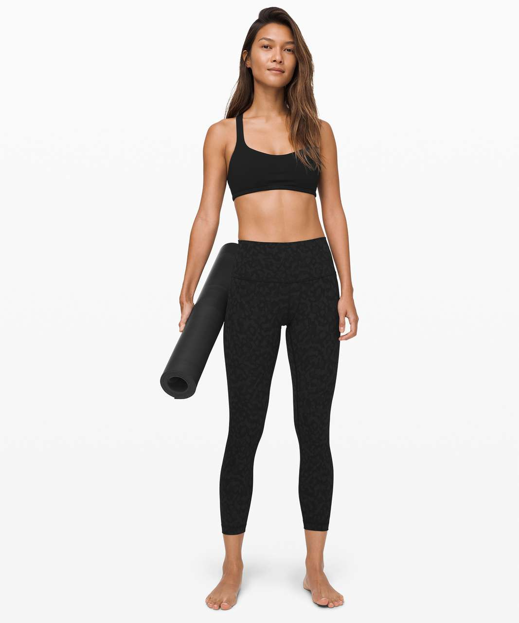 "Lululemon Wunder Under High-Rise Tight 25"" *Full-On Luxtreme - Formation Camo Deep Coal Multi"