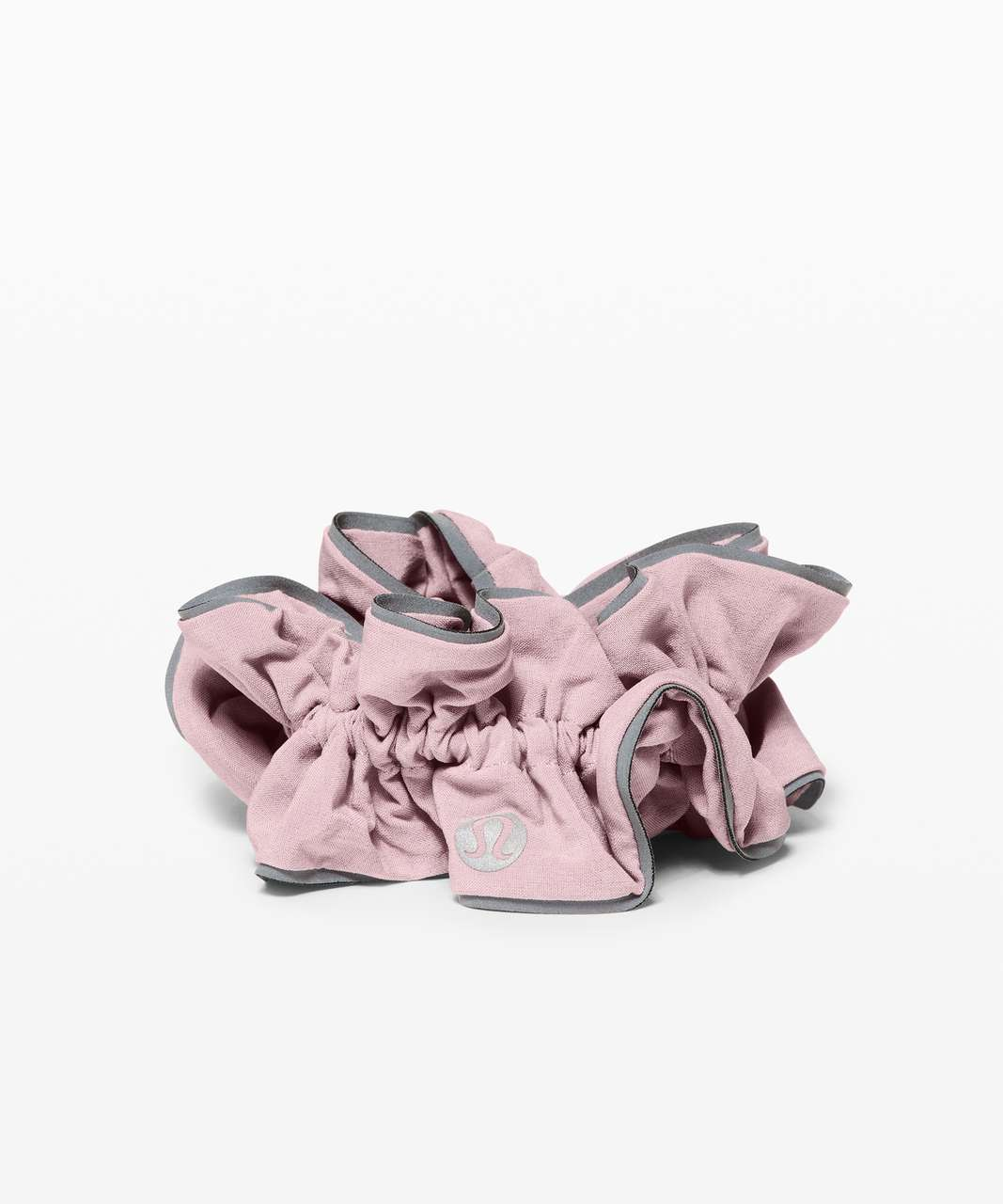 Lululemon Light Locks Scrunchie II - Smoky Blush
