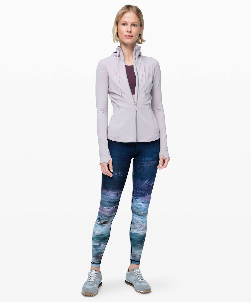 "Lululemon Wunder Under High-Rise Tight *Engineered Full-On Luxtreme 28"" - Panorama Wunder Under High Rise Tight"