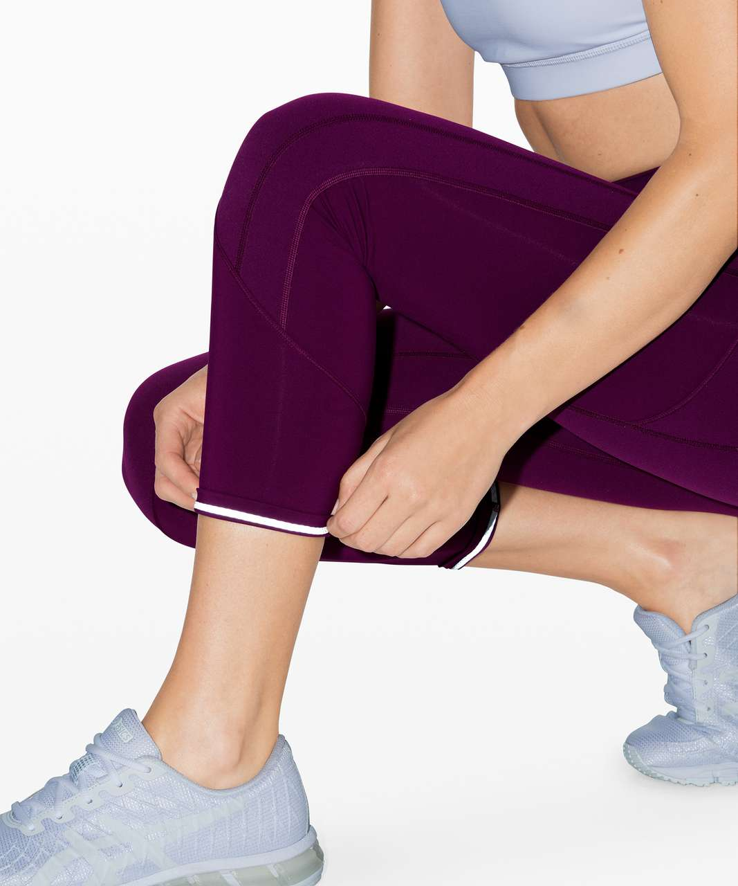 """Lululemon All The Right Places Crop II *23"""" - Marvel"""
