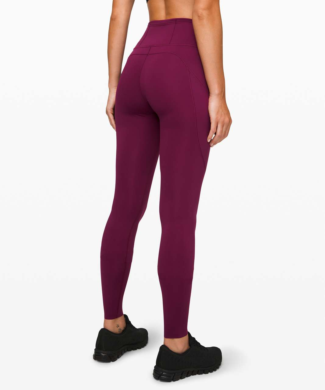 "Lululemon Fast and Free Tight 31"" *Non-Reflective - Marvel"