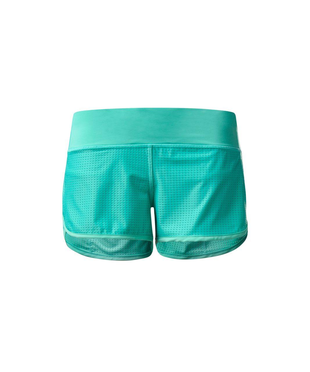 Lululemon Speed Short (Mesh) - Bali Breeze