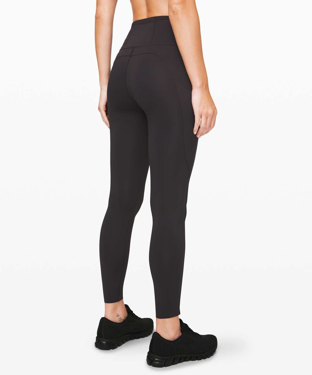 "Lululemon Fast and Free Tight II 25"" *Non-Reflective Nulux - Intergalactic"