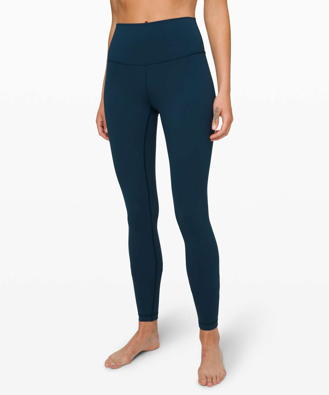 """Lululemon Wunder Under High-Rise Tight 31"""" *Full-On Luxtreme - Night Diver"""