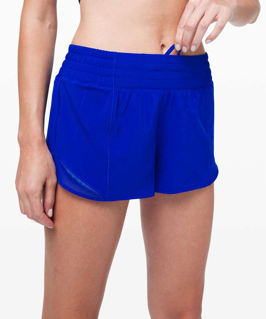 "Lululemon Hotty Hot Short *High-Rise 2.5"" - Jet Stream"