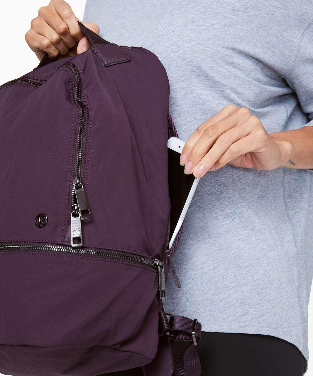 Lululemon City Adventurer Backpack *17L - Black Cherry