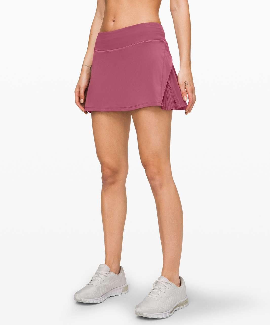 "Lululemon Play Off The Pleats Skirt *13"" - Plumful"