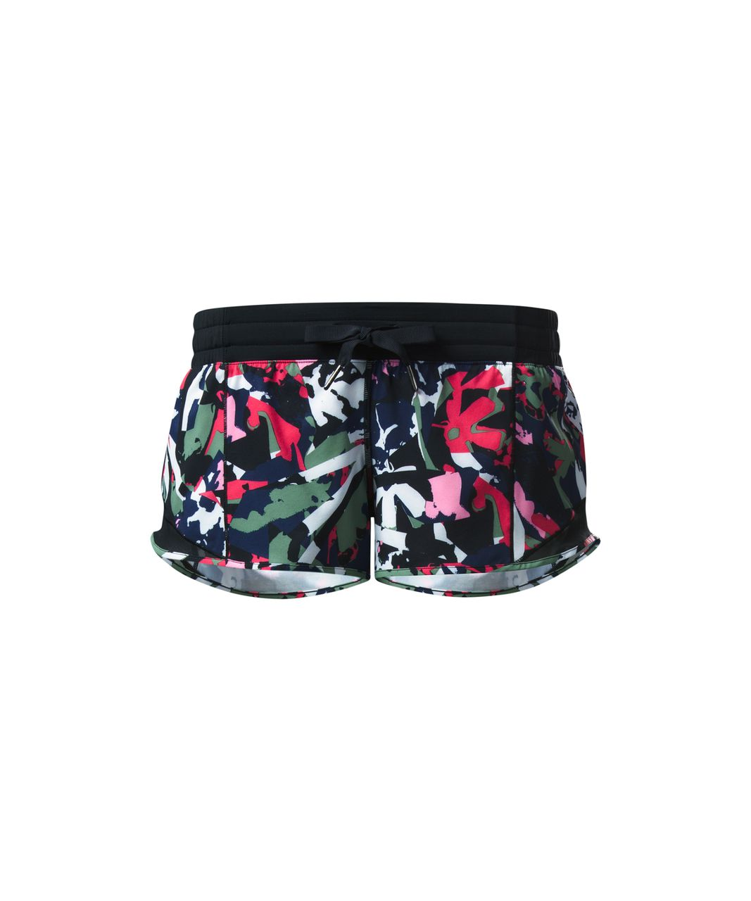Lululemon Hotty Hot Short - Pop Cut Boom Juice Multi / Black