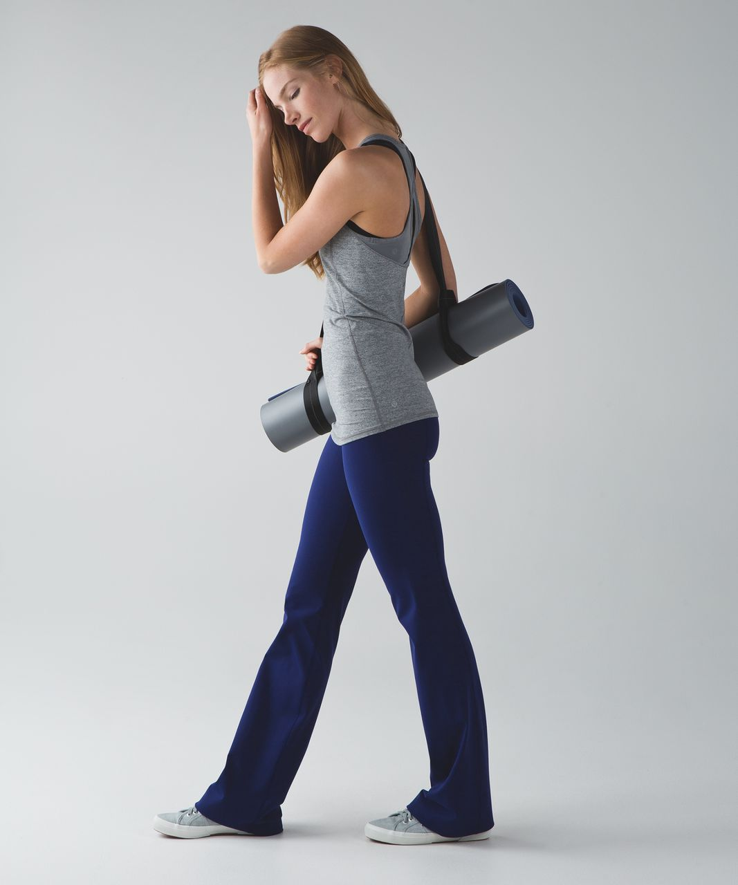 Lululemon Groove Pant III (Tall) (Full-On Luon ) - Hero Blue