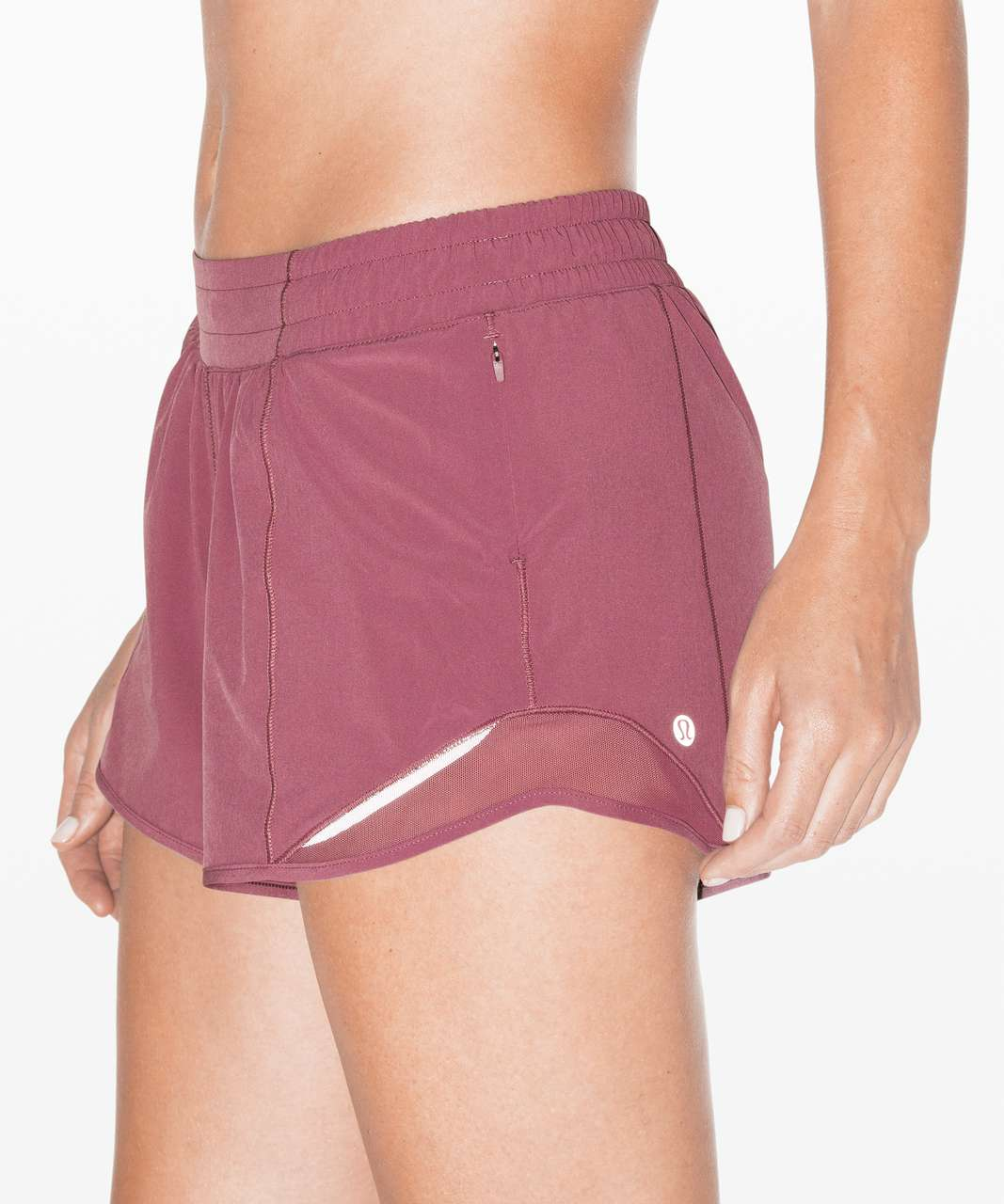 "Lululemon Hotty Hot Short II *Long 4"" - Plumful"
