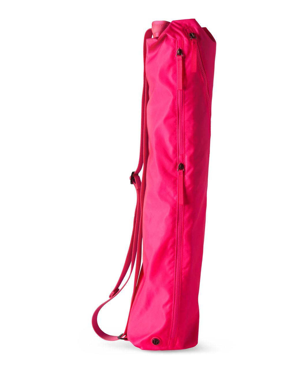 Lululemon The Yoga Bag Neon Pink