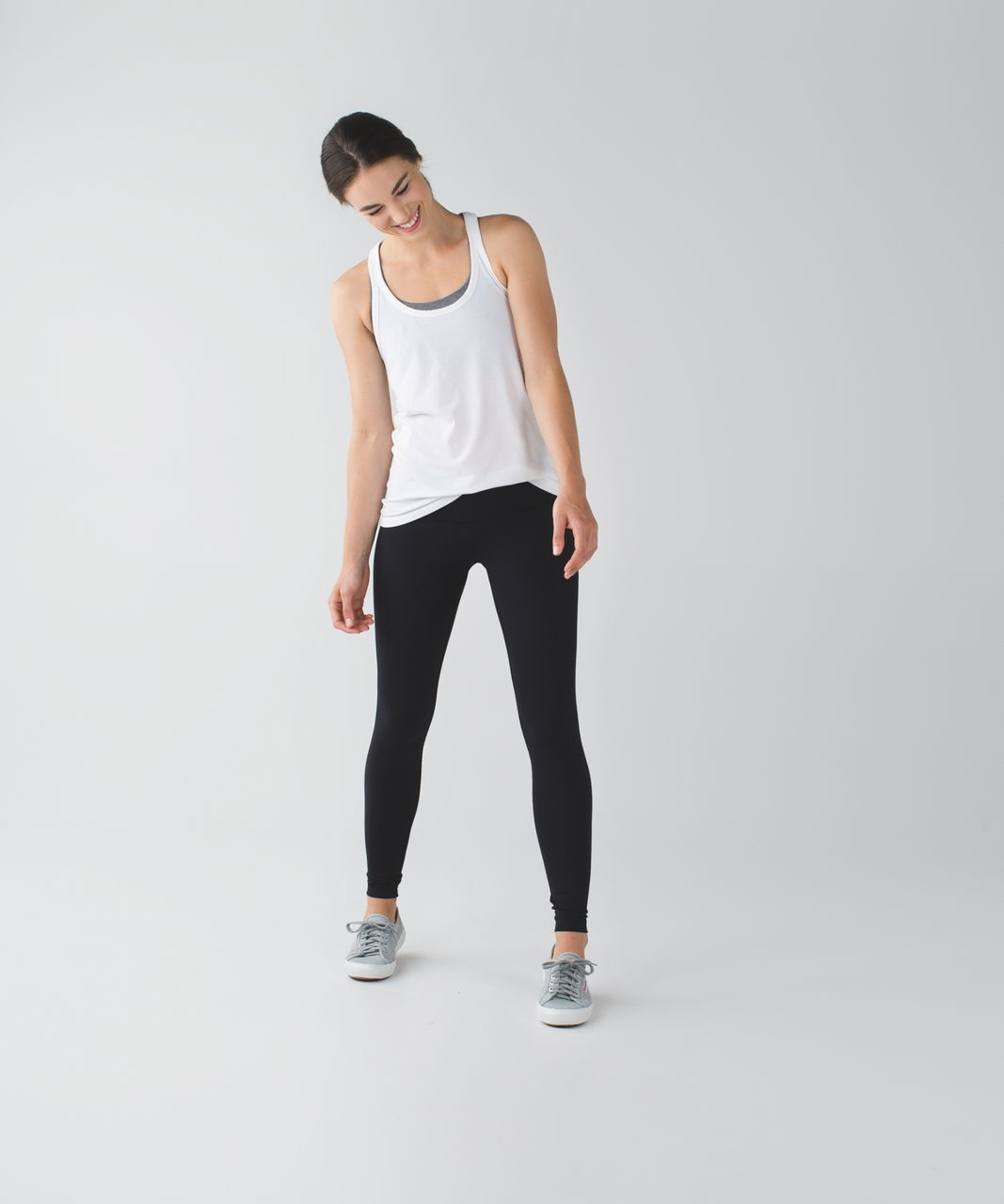 Lululemon Wunder Under Pant (Full-On Luon) - Black