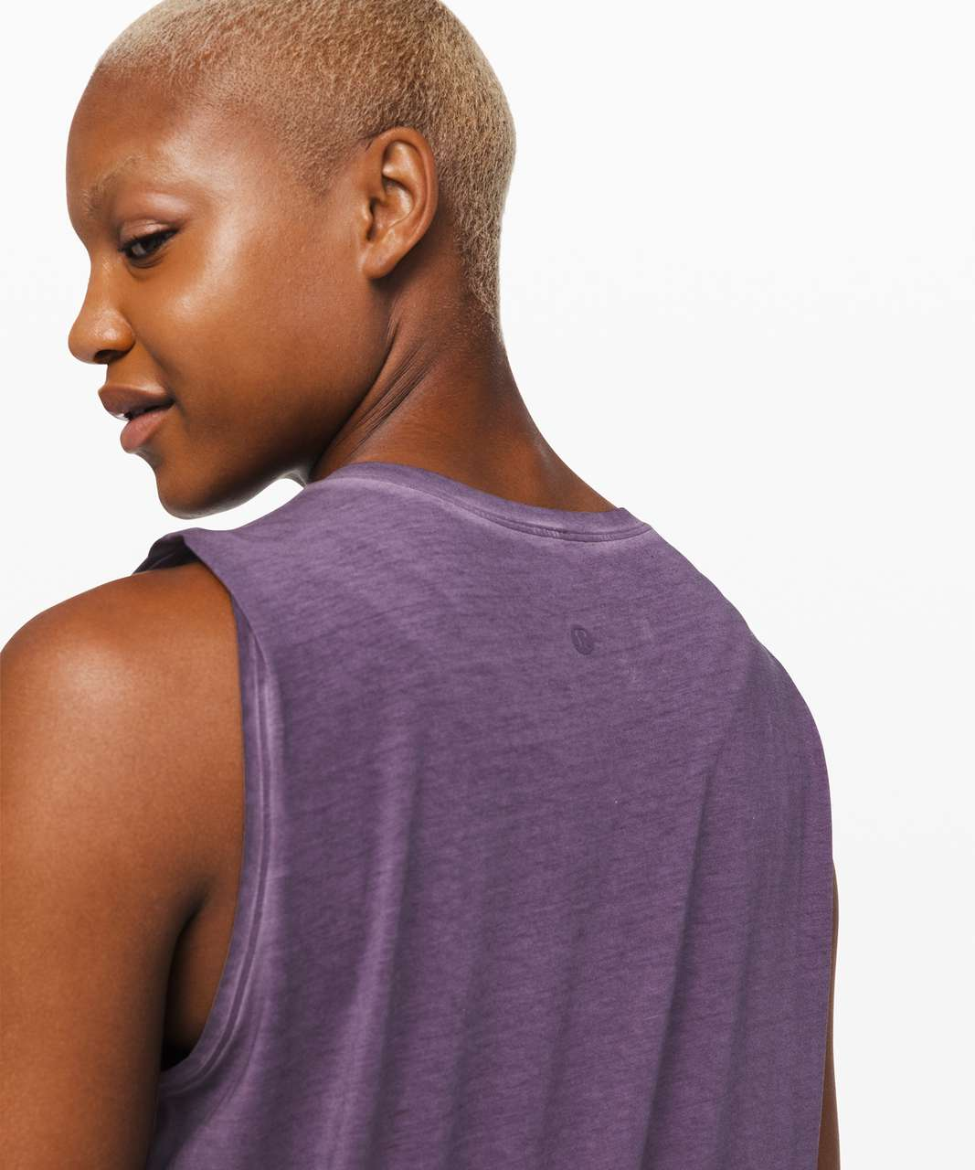 Lululemon Brunswick Muscle Tank *Wash - Washed Purple Ink