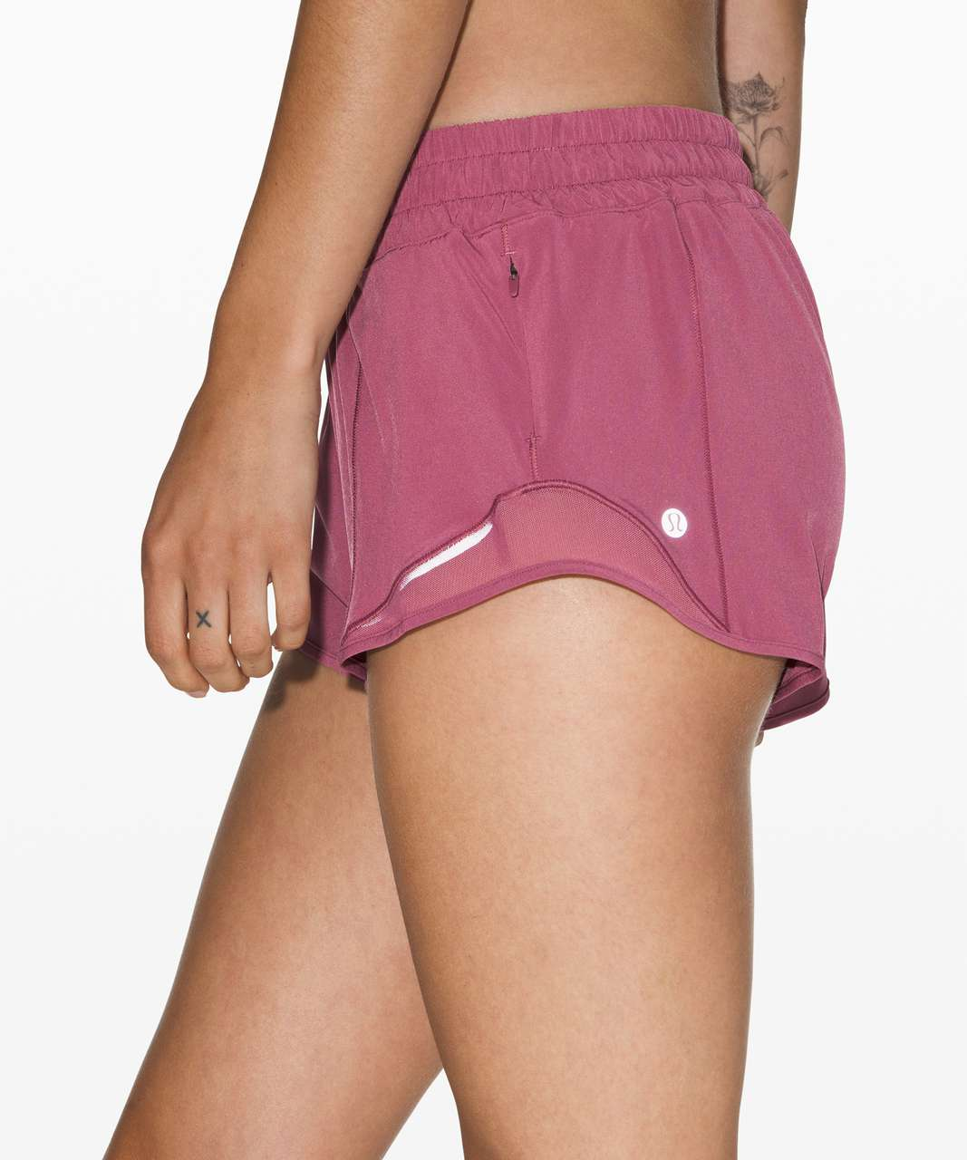 "Lululemon Hotty Hot Short II *2.5"" - Plumful"