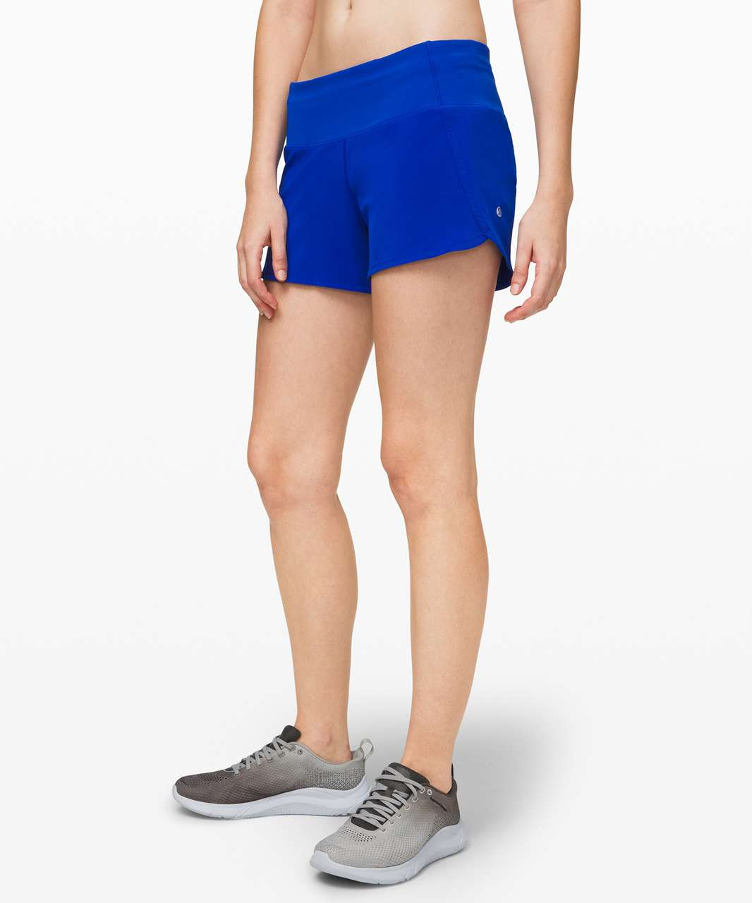 "Lululemon Run Times Short II *4"" - Jet Stream"