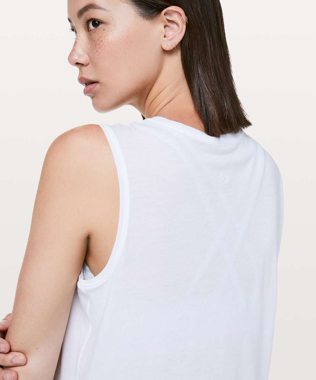 Lululemon Love Sleeveless Tank *Light - White
