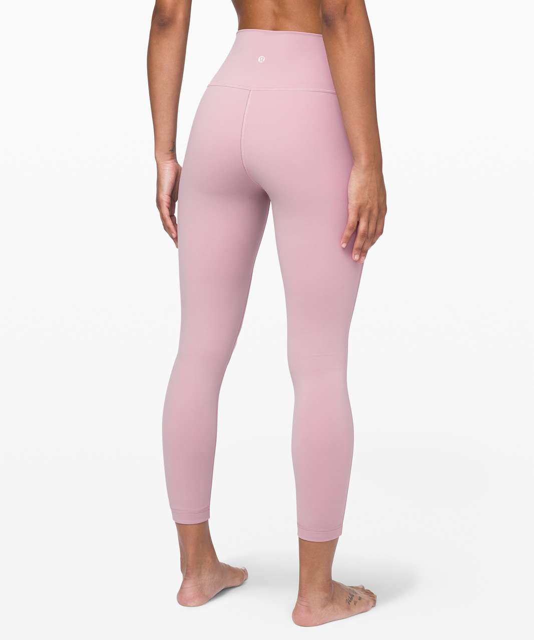 "Lululemon Wunder Under High-Rise Tight 25"" *Full-On Luxtreme - Smoky Blush"