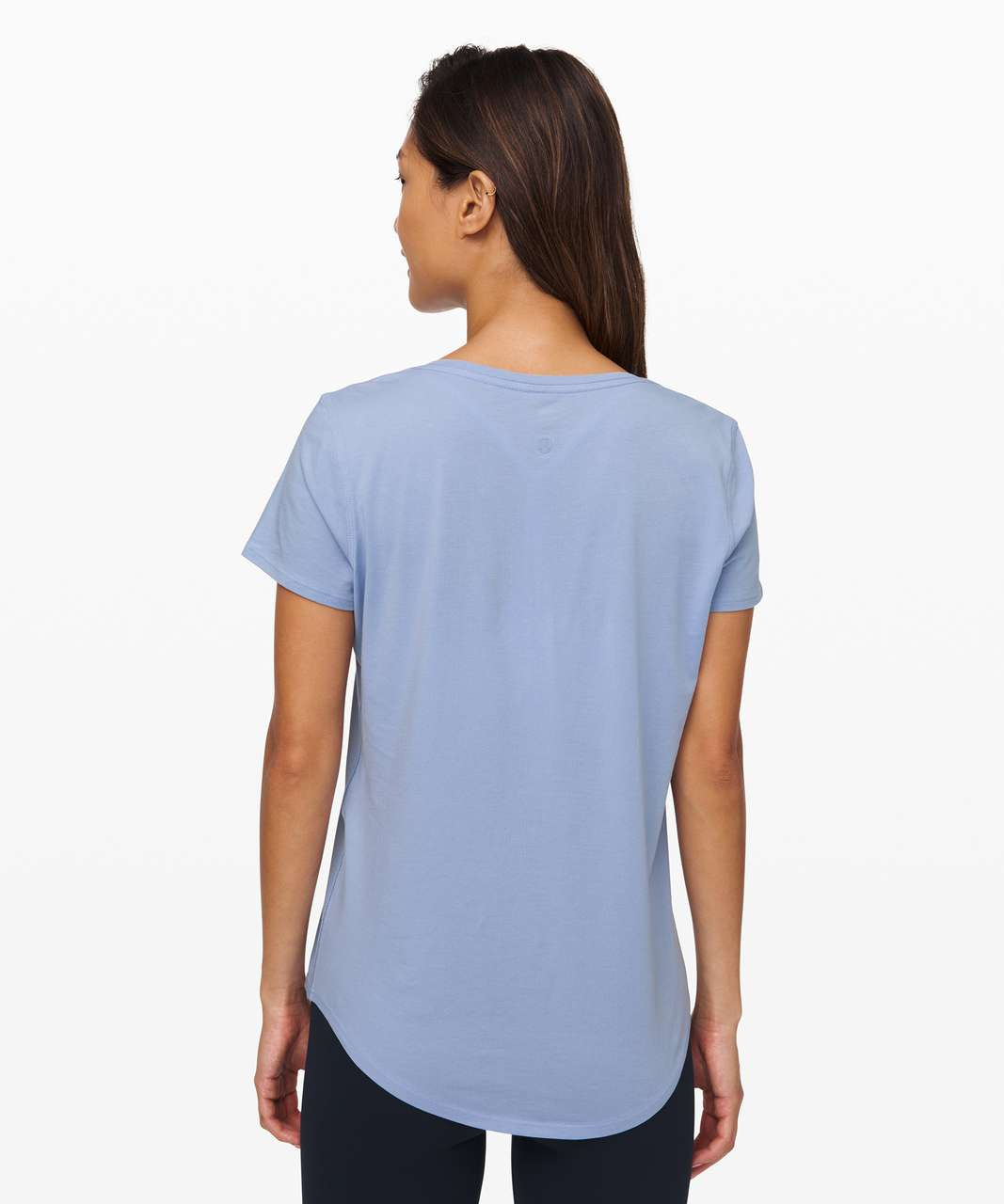 Lululemon Love Tee V - Ice Cap