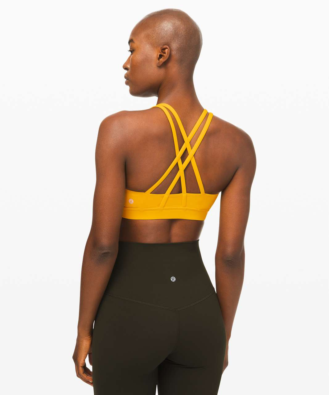 Lululemon Energy Bra - Honeycomb