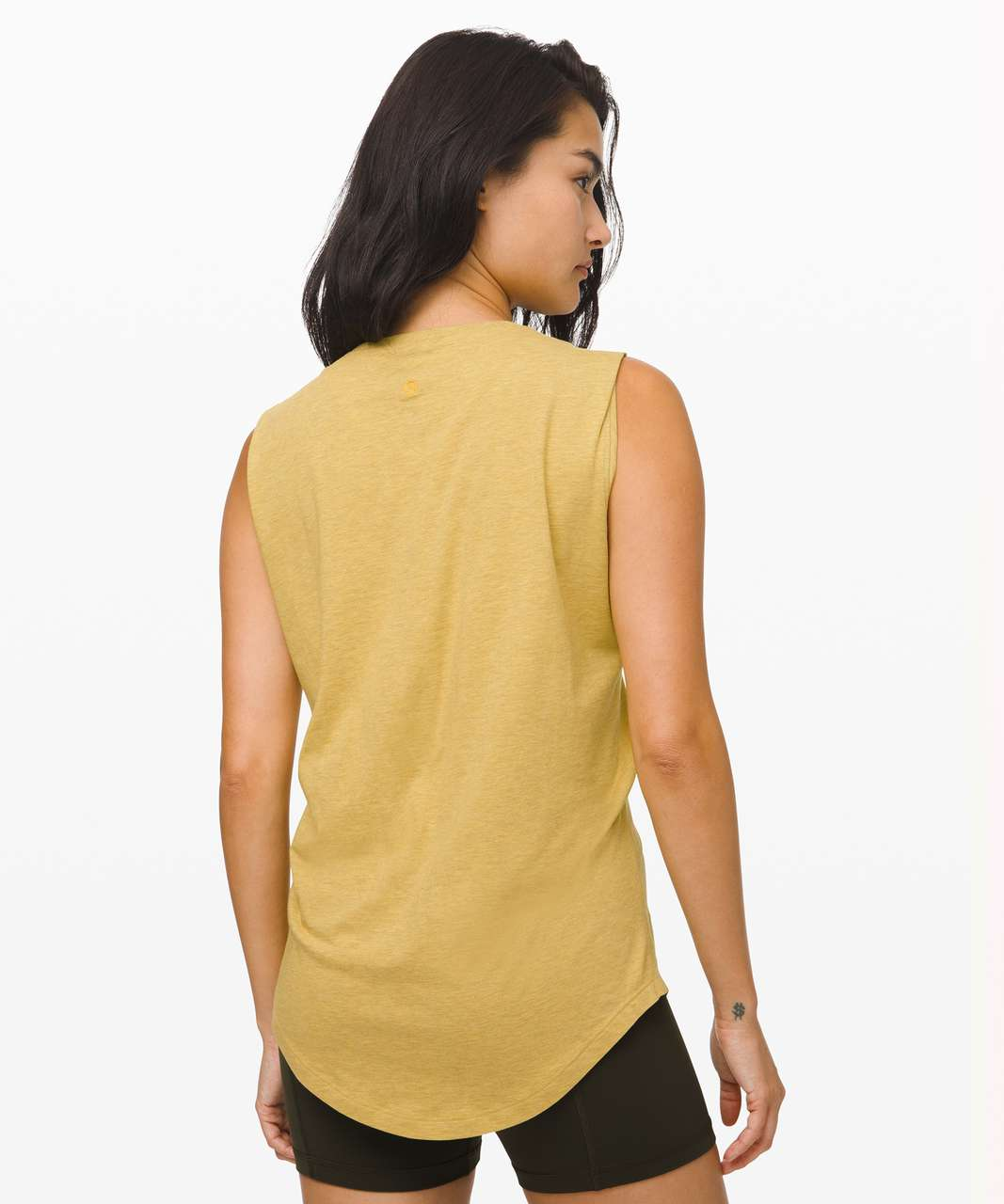 Lululemon Brunswick Muscle Tank - Heathered Honeycomb