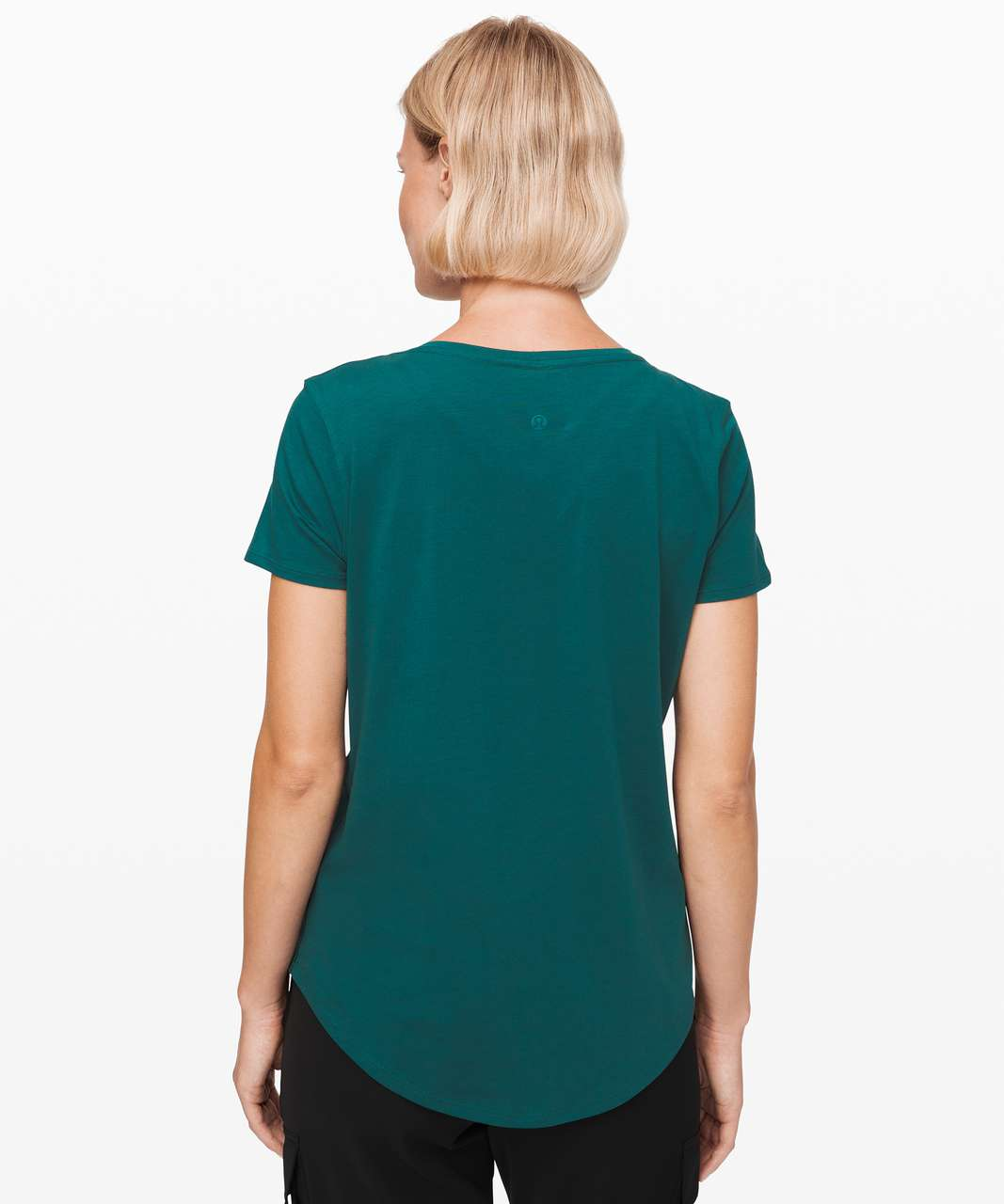 Lululemon Love Tee V - Emerald