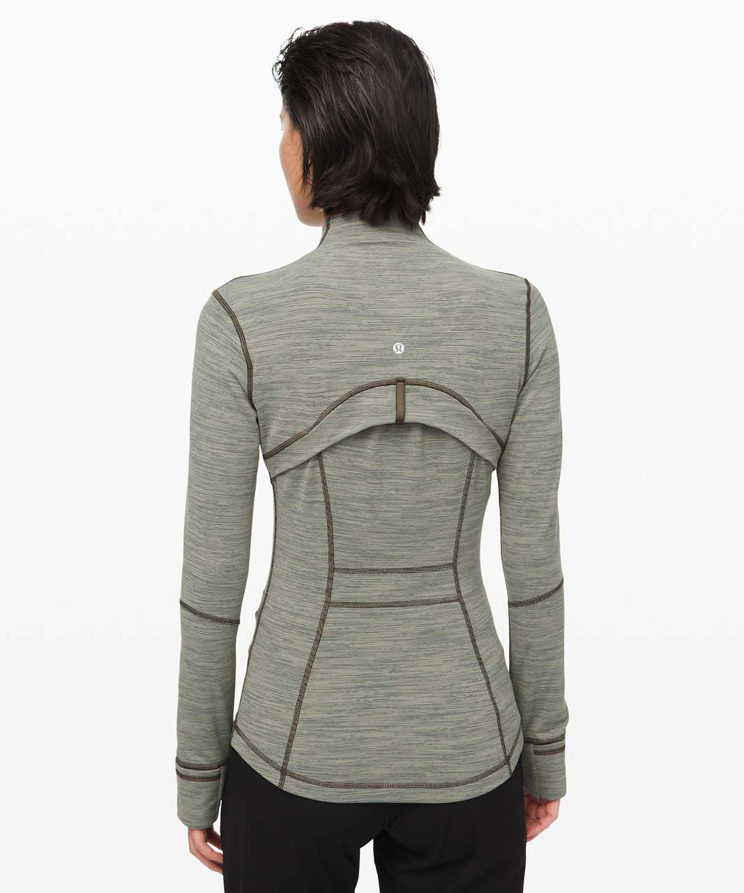 Lululemon Define Jacket - Wee Are From Space Sage Dark Olive