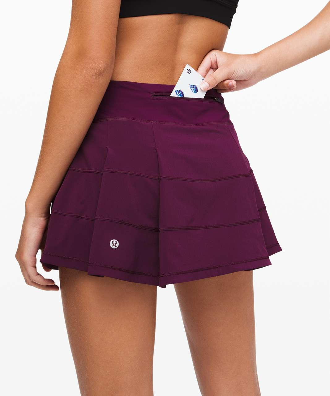 Lululemon Pace Rival Skirt II (Regular) *4-way Stretch - Marvel
