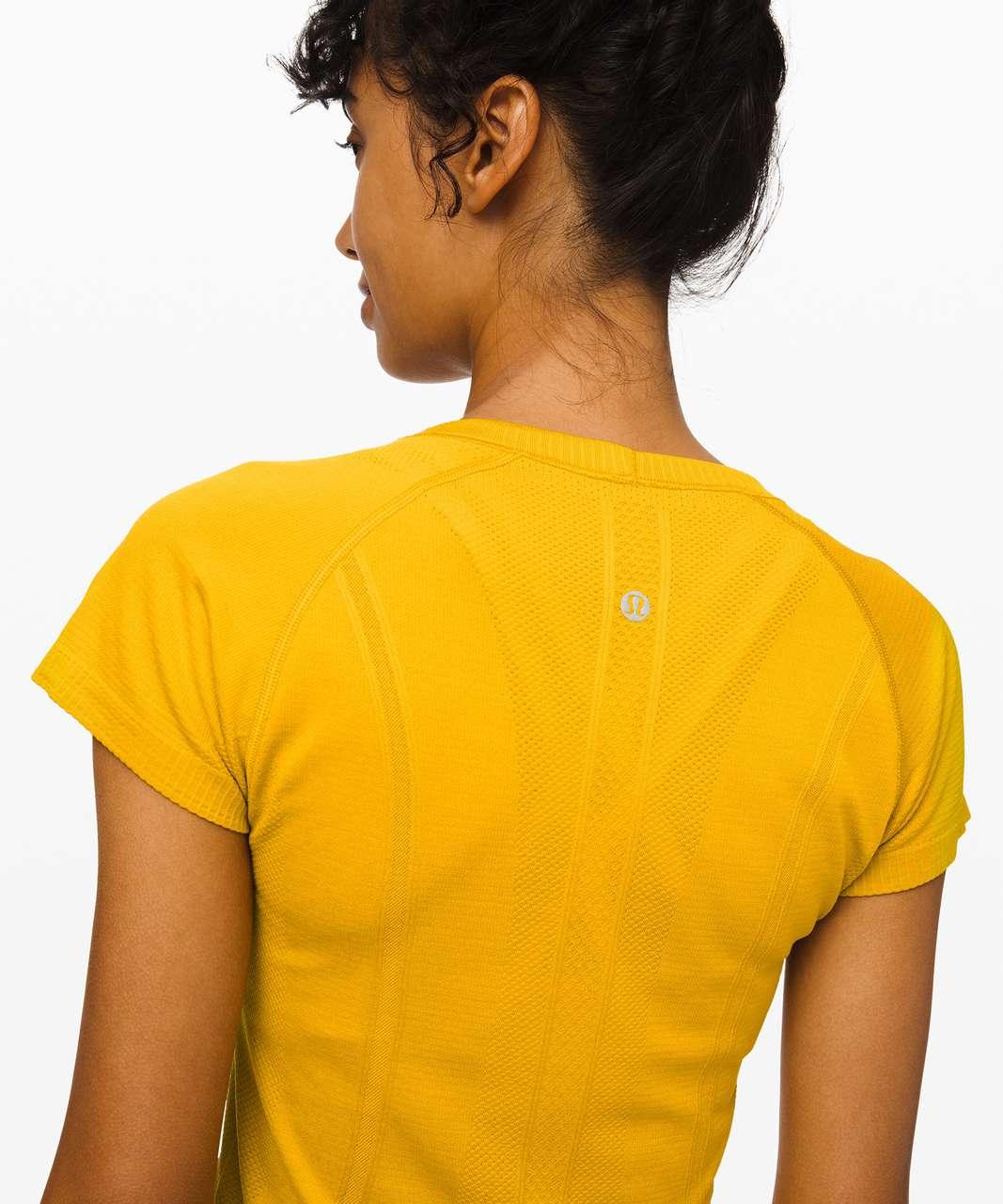 Lululemon Swiftly Tech Short Sleeve Crew - Honeycomb / Honeycomb