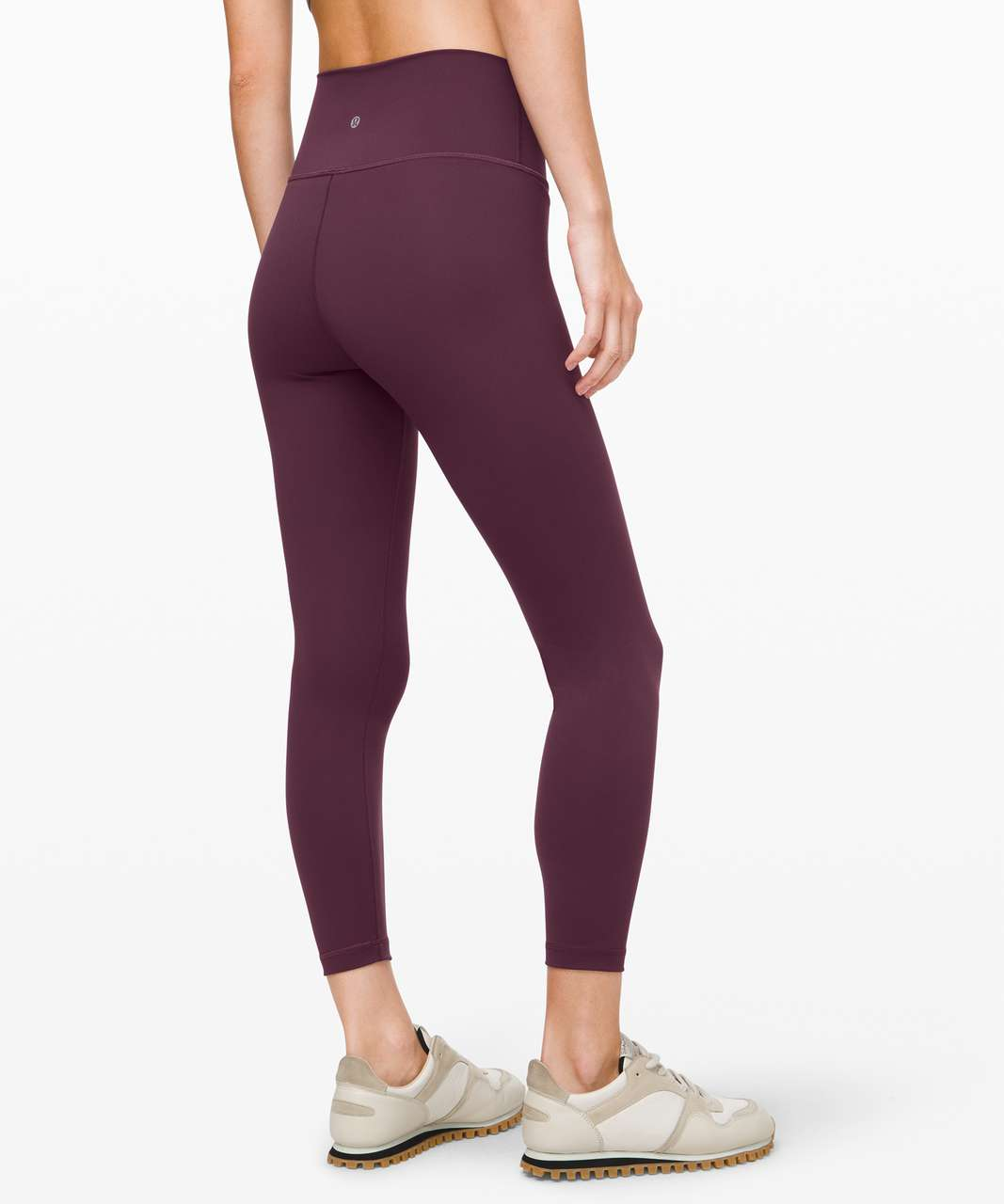 "Lululemon Wunder Under High-Rise Tight 25"" *Full-On Luxtreme - Arctic Plum"