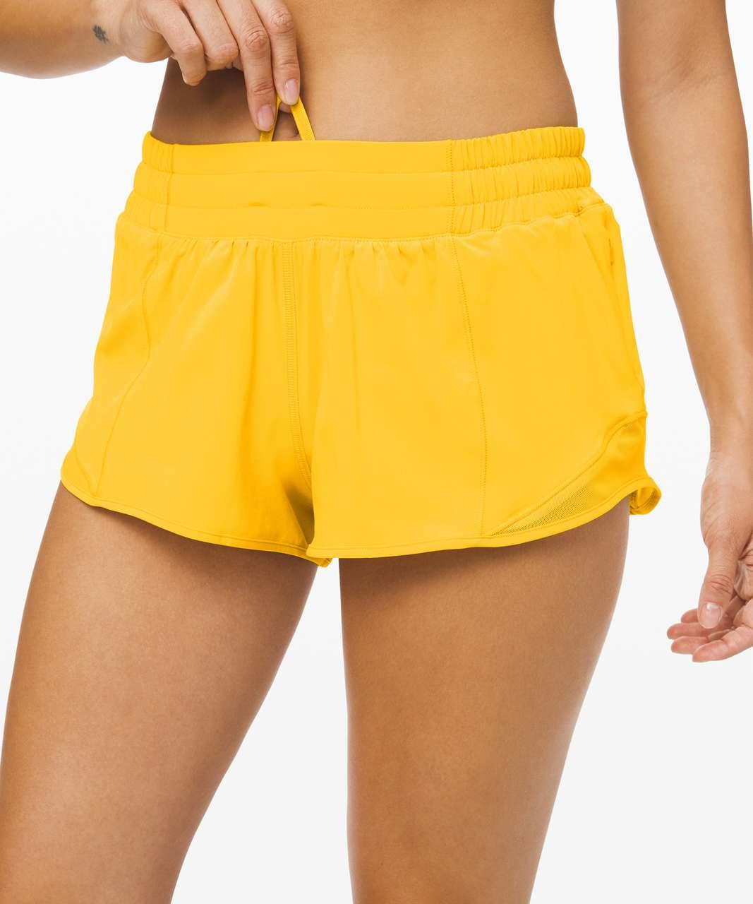 "Lululemon Hotty Hot Short II *2.5"" - Honeycomb"