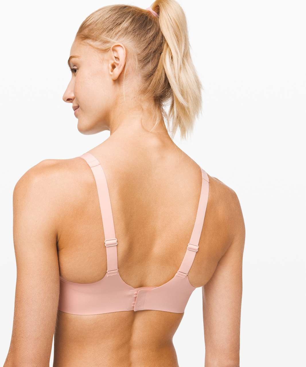 Lululemon Hold True Bra - Misty Shell