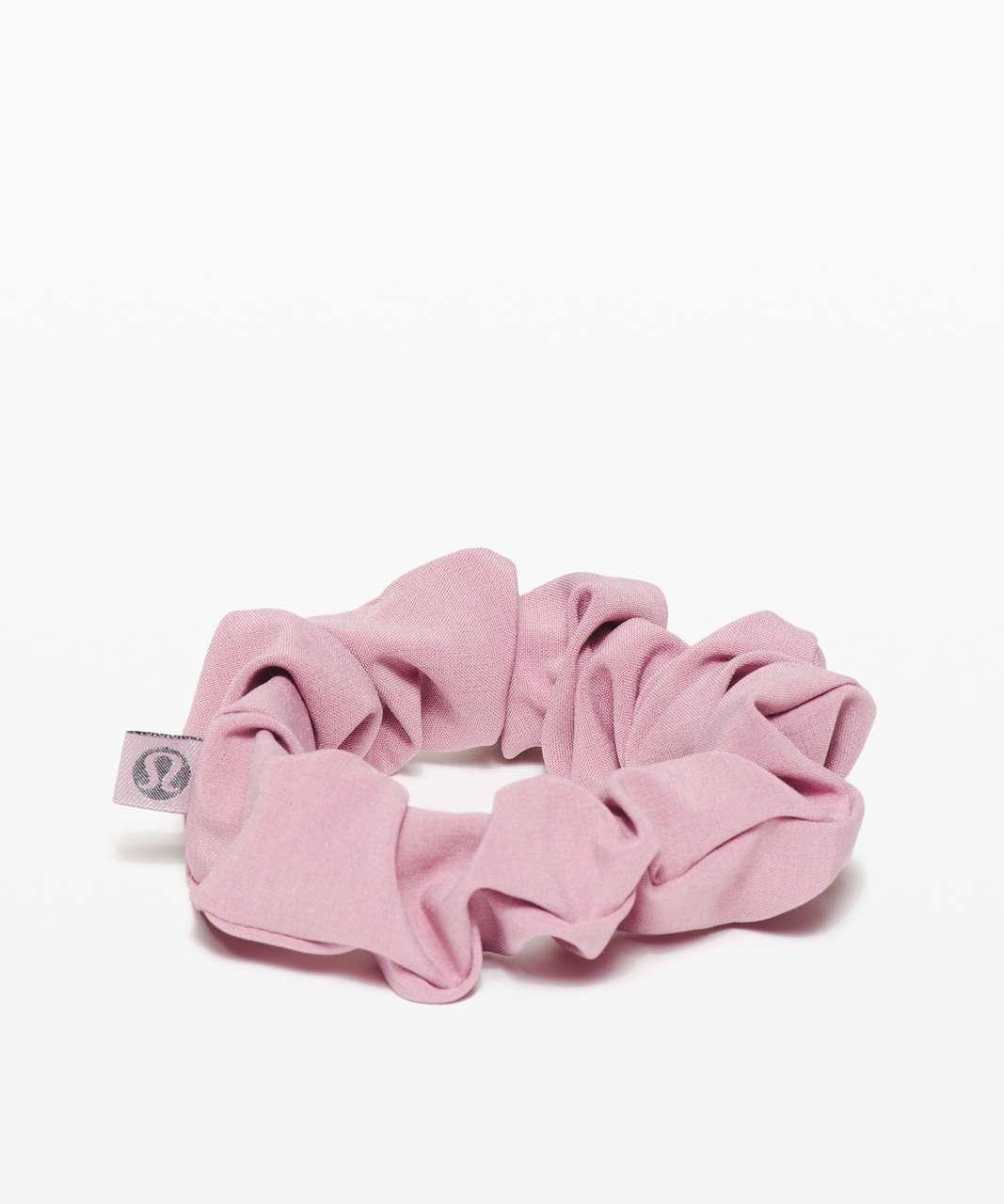 Lululemon Uplifting Scrunchie - Pink Taupe