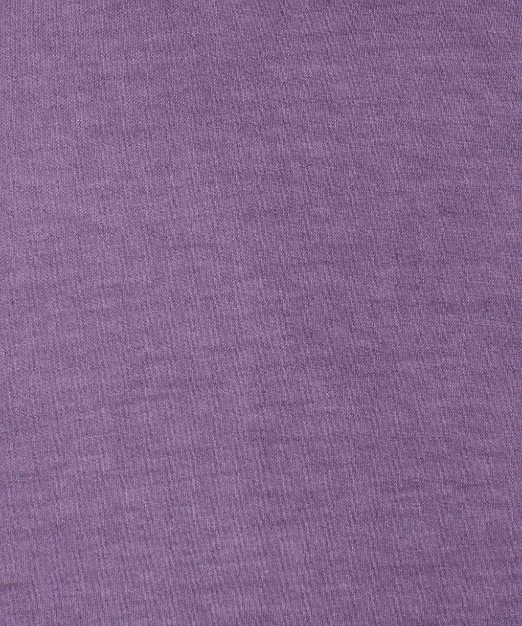 Lululemon Love Tee *Fade - Washed Purple Ink