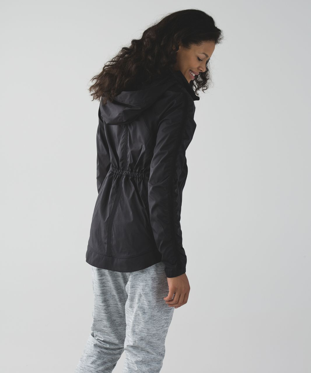 Lululemon Gather And Sprint Jacket - Black
