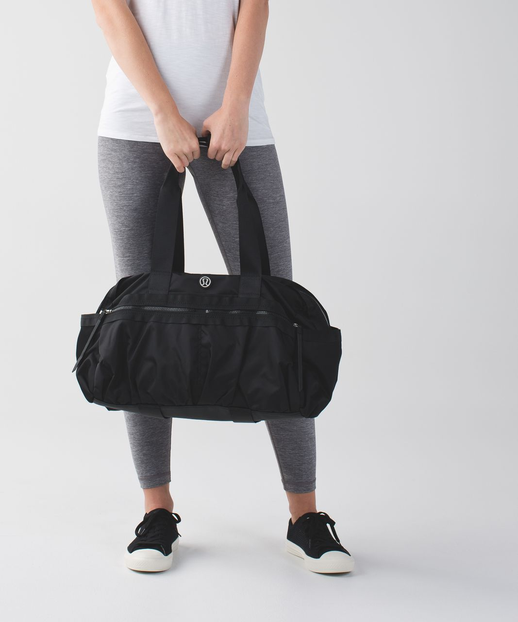 d28968f7cf3 Lululemon Gym To Win Duffel - Black - lulu fanatics