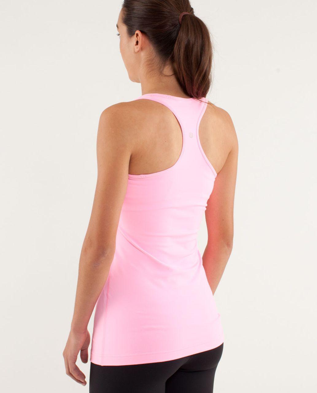 Lululemon Cool Racerback - Pink Shell