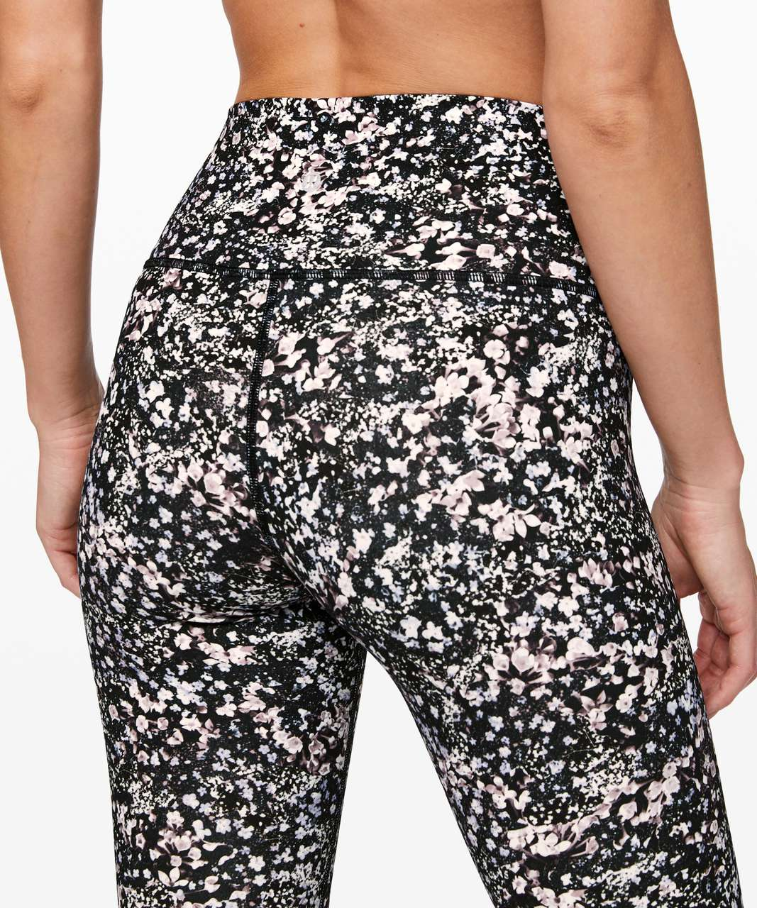 "Lululemon Wunder Under High-Rise Tight 25"" *Full-On Luxtreme - Floral Spritz Multi"
