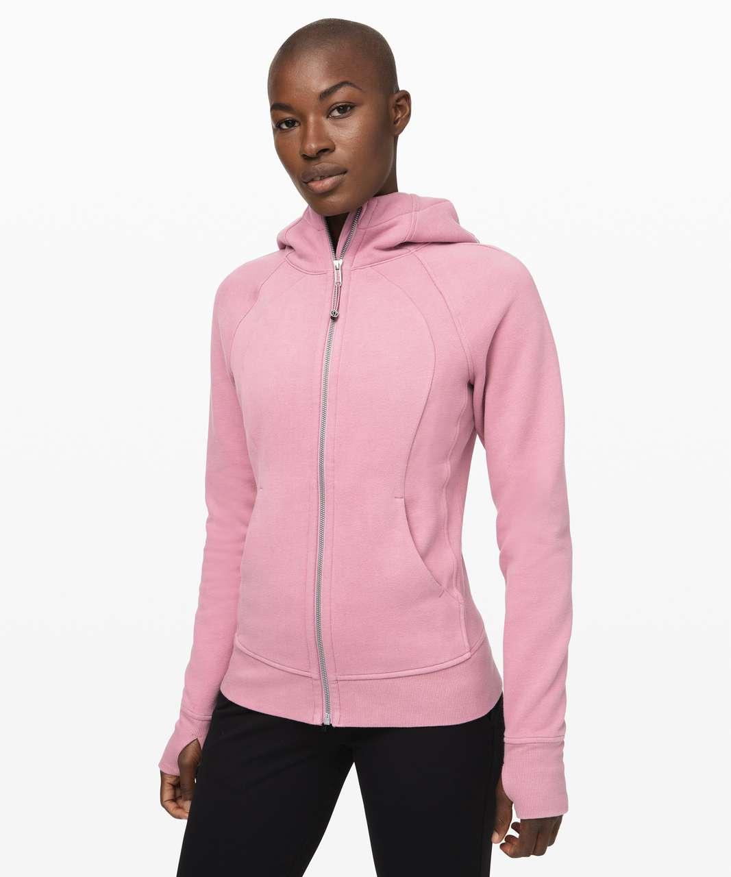 Lululemon Scuba Hoodie *Light Cotton Fleece - Pink Taupe