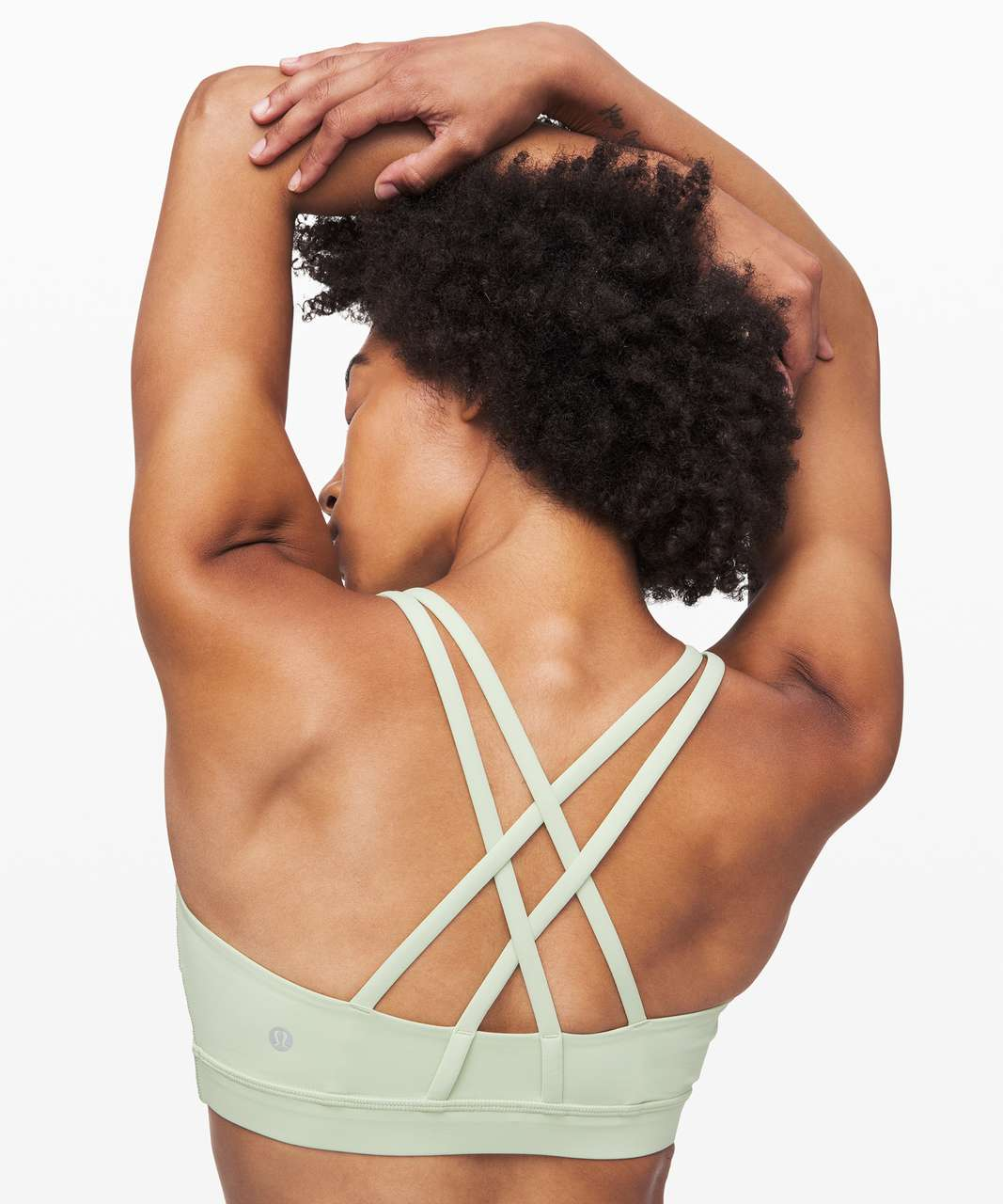 Lululemon Energy Bra - Arctic Mint