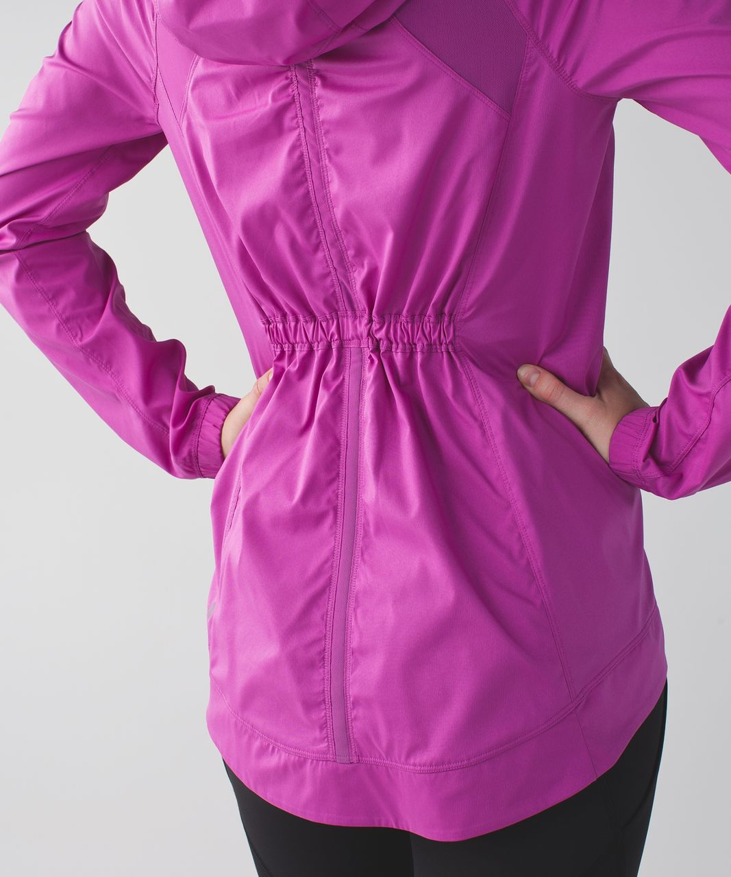 Lululemon Gather And Sprint Jacket - Ultra Violet