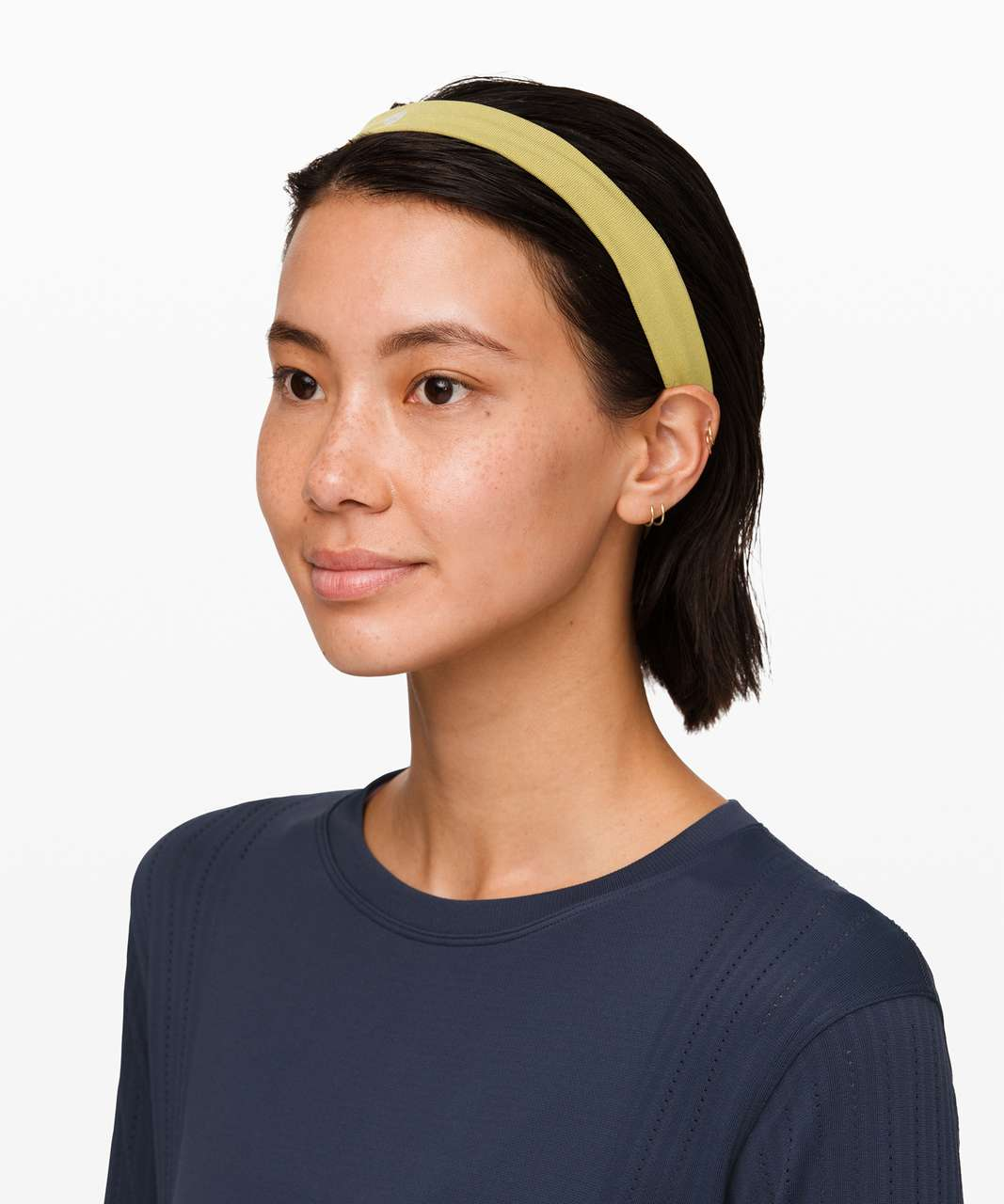 Lululemon Cardio Cross Trainer Headband - Highlander / Grape Leaf